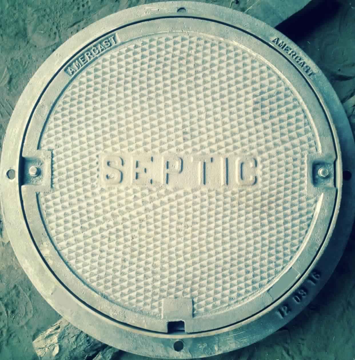 Septic Manhole Covers